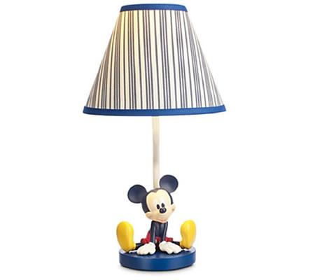 Veioza camera copii cu Mickey Mouse